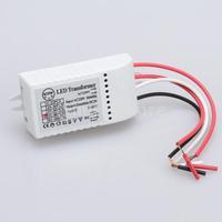 Free Shipping Input AC 220V LED Transformer Power Supply Driver for LED Bulb