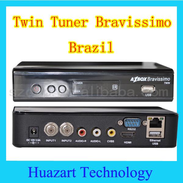 firmware azbox bravissimo twin download