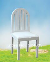 20pcs Inner room  Model   white chair  scale 1:25 PF073