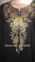 New Muslim abayas Islamic clothes Muslim clothes100%high quality 6-28-2