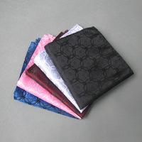 Fashion mens pocket squares handkerchief black/white/pink/blue/red color hanky noserag free shipping 2pcs/lot #1586