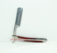 D19+Stainless Steel Straight Edge Barber Razors Folding Shaving Shaver