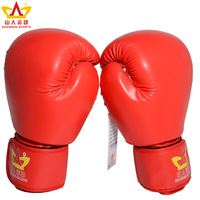 2014 real promotion freeshipping mma gloves luvas muay thai male boxing gloves sanda thickening adult set fitness sandbags