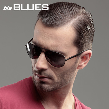 2013 sun glasses male polarized sunglasses large sunglasses classic Men