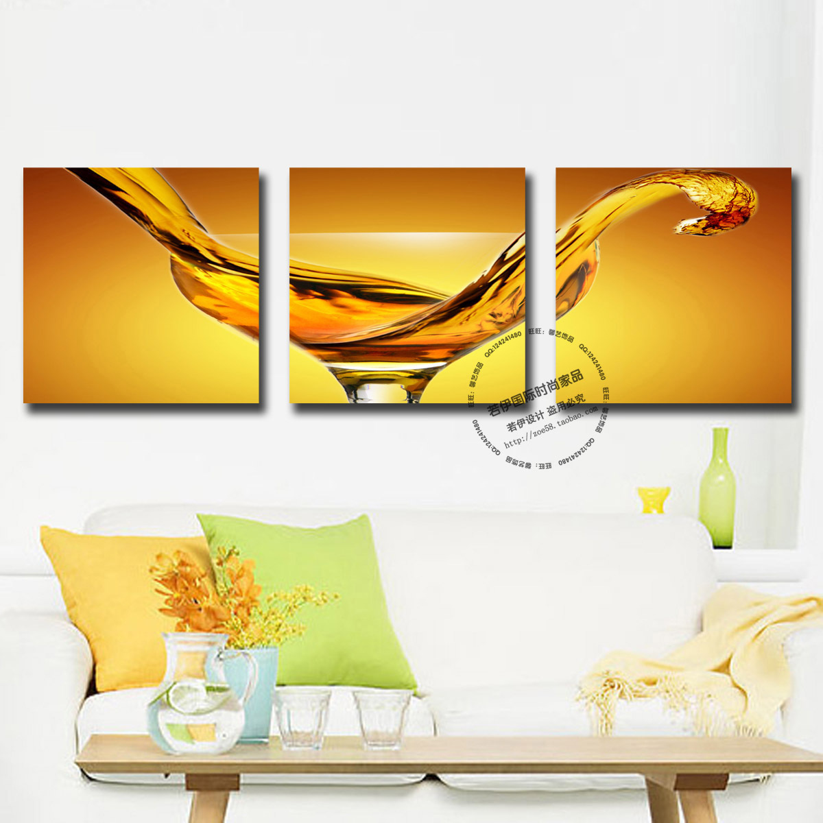 shop popular frameless glass picture frames from china