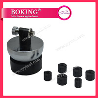 New  Jewelry Tools Ring Holder with  Half Engraver Block with 6 clamps  , Good quality, hot sale