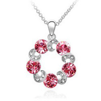 Gift eternity necklace hot-selling crystal accessories clouds - b15 accessories