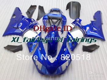 EMS Free fairing kit for YAMAHA YZFR1 98 99 YZF1000 R1 98 99 YZF-R1 1998 1999 ABS+windscreen