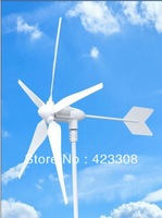 400W Wind Turbine Generator,5 blades, rated voltage 12V /24V, High Quality, with CE, ROHS certification