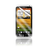 5 x Front Clear Screen HD Protector for Htc ONE X G23  Free shipping With Retail Package With Cleaning Cloth