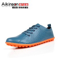 2013 spring vintage male skateboarding shoes sport shoes casual shoes popular shoes hole