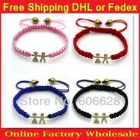 Free Shipping DHL or Fedex! Fashion Lovers Shamballa Bracelet Lovers' Jewelry Large Wholesale ex-factory Price 150pcs/lot