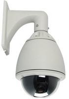 "6 inch PTZ  Speed  Dome camera Color 1/3"" Sony 480/700TVL EFFIO-S DSP"