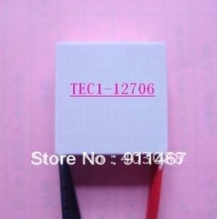 2x TEC1-12706 91.2W TEC Thermoelectric Cooler Peltier TEC1 12706