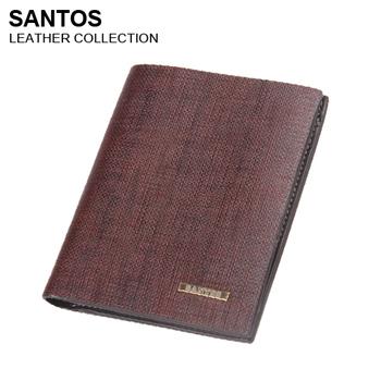 Santos Free Shipping + 2013 Hot Wallet + Leather Executive Wallet + Wallet Top Grain SAQBS029-Z