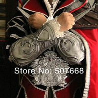 Free Shipping 1pcs NECA Assassin's Creed Hidden Blade Brotherhood Ezio Auditore Gauntlet Replica Cosplay Chritmas Gift