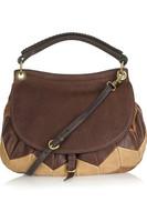 Free shipping! Smilyan 2013 handmade high quality PU leather handbag Messenger Bags