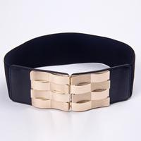 2013 new brands Fashion women's fashion decoration wide belt all-match one-piece dress sweater cummerbund  wholesale