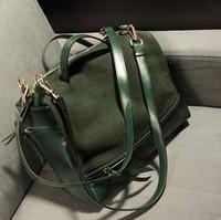 2 Colors HOT 2013 New Fashion Women Handbag High Quality Leather Shoulder Bag Women's Messenger Bag 10