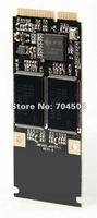 Free shipping KingSpec 16GB SATA miniPCIE SSD for MID 2 channel 3cm*5cm Random IOPS: 6,325