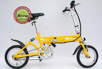 Lithium car lightweight lithium car lithium battery car electric bicycle folding electric bicycle 14