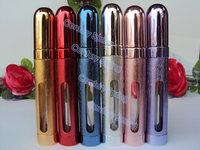 6pcs/lot 12ml high quality travel perfume bottle, parfum atomizer, fragrance bottle,spray perfume bottle