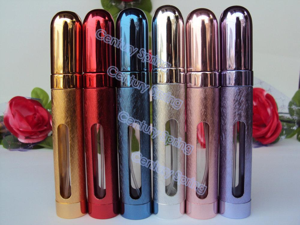 6pcs/lot 12ml high quality travel perfume bottle, parfum atomizer, fragrance bottle,spray perfume bottle(China (Mainland))