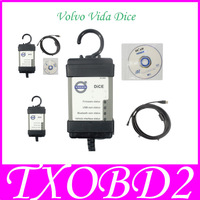2013 Volvo Vida Dice 2012D or 2012A professional scanner----support SELF TEST&FIRMWARE UPDATE