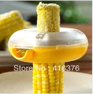 Circle striplings Creative circular peeling corn threshing machine corn stripper