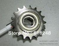 Motocycle Parts Chain Guide  Sprocket the variator Speed Modification HONDA CBF/OTR125/150 Glide Wheel Garing 15/16 teeth 428