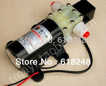 Car Wash Cleaning  Machine 12V Mini Portable High Pressure Water Pump Washer 25W/45W