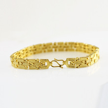 001 gold accessories gold plated bracelet marriage accessories gold female bracelet new arrival gold bracelet