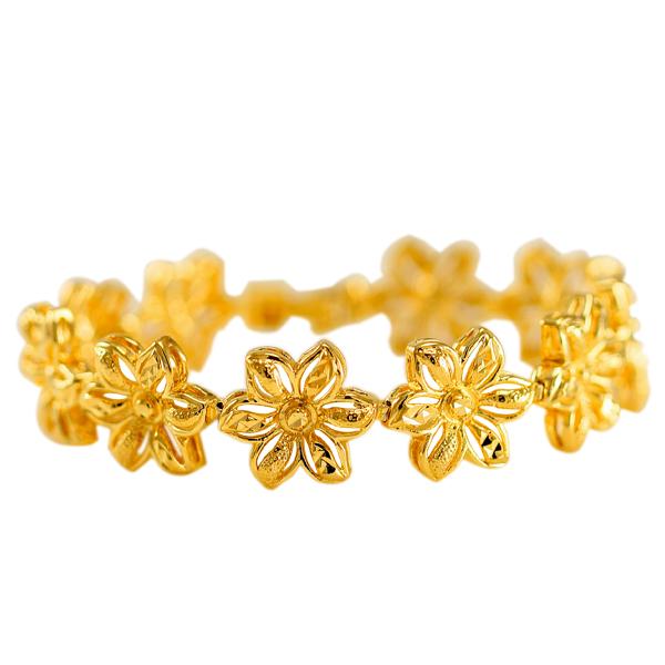 004 gold accessories gold plated bracelet marriage accessories gold female bracelet new arrival gold bracelet