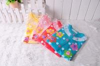 Sweet flower girls long-sleeved coat girls coat/children's clothes/baby cardigan
