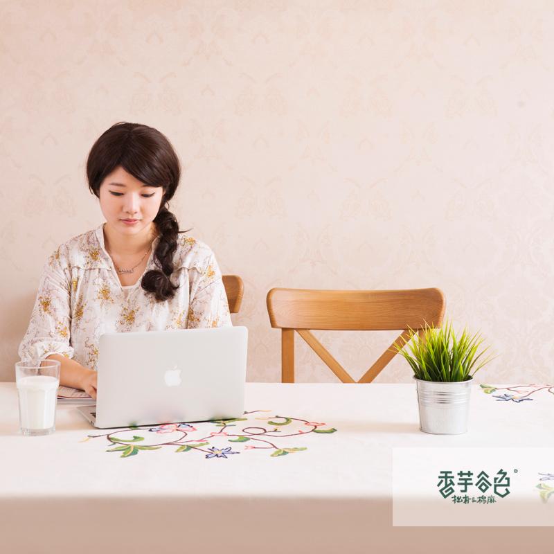 온라인 구매 도매 테이블 클로스 자수기 중국에서 테이블 클로스 ...