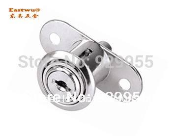 Free Shipping!!! Plunger Lock\Push Lock for Sliding Glass Door\Showcase Lock\105 Furniture Lock Keyed alike