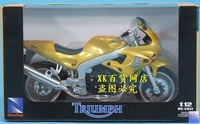 freeshipping !RS 955i 1:12  motorcycle Model  With suspension