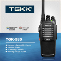 TGK-580 handheld 3W ham radio for sale