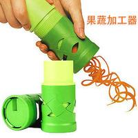Multifunctional fruit and vegetable radish plane rotating fruit slice cutting device (KA-28)