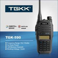 TGK-590 professional 5W vhf two way radio