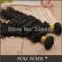 DHL shipping 1pcs lot bundles 12-32 remy human peru deep wave virgin hair extensions weave ideal unprocessed queen hair products