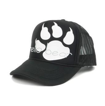 Sell like hot cakes style 2013 Korean hot popular models,Star , Bear's paw truck hat