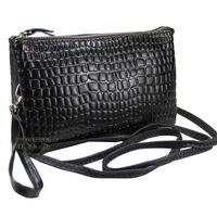 Factory direct / Free shipping Genuine leather women's handbag cross-body shoulder bag day clutch bag wallet fashion