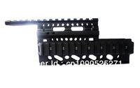 NATOARMS NA-MTS0018 Black Quad Rail Hand Guard System