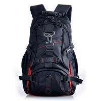 Men's casual sports backpack student school bag fashion travel computer