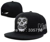 MISFITS Snapback hats men's most popular women's sports baseball caps 7 styles sun hat Free Shipping