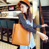 2013 fashion casual fashion one shoulder bag handbag messenger bag picture pull style bag women's handbag