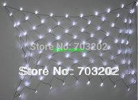 outdoor decoration solar led net light