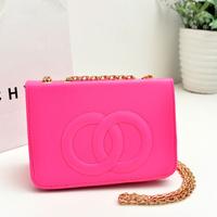 2013 women's summer fashion handbag small fresh chain bag casual handbag candy color shoulder bag