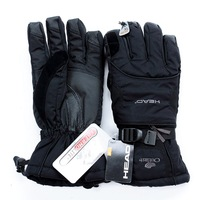 Head windproof waterproof thermal Men skiing gloves